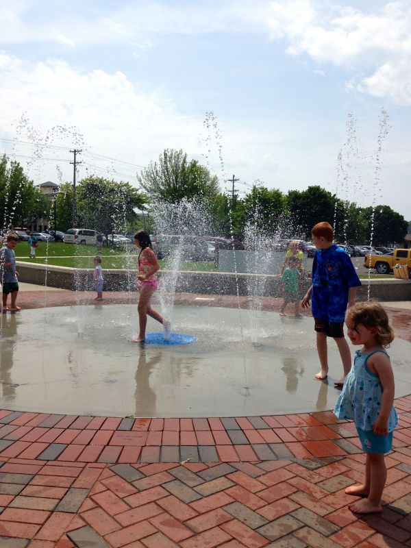 Grand Haven Splash Pad