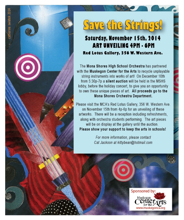 SAVE THE STRINGS